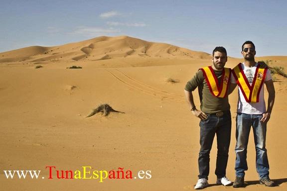 TunaEspaña, Tunas Universitarias, Don Trompetero, Desierto, Tunos.com
