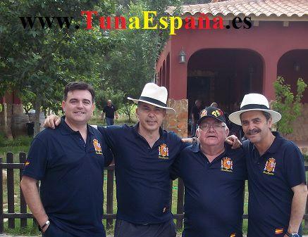 Tunas de  Españas, Tuna Universitaria, Don Garufa, musica Tuna