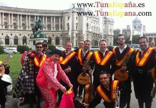 01 Tuna España Viena Palacio Imperial, Cancionero tuna, musica tuna, tunos,2