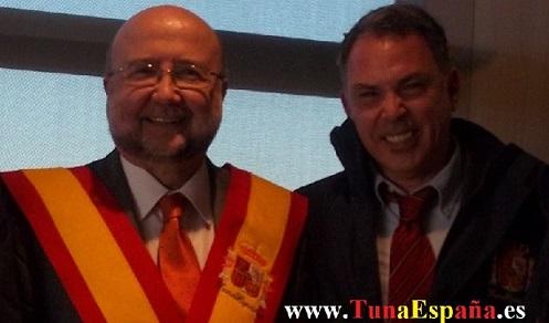 03, Jose Angel Lopez Jorrin, ,director Oficina Alto Comisionado para la marca España, Don Dudo, Presidente Fundador TunaEspaña, tunos.com, cancionero tuna, certamen tuna, buen tunar