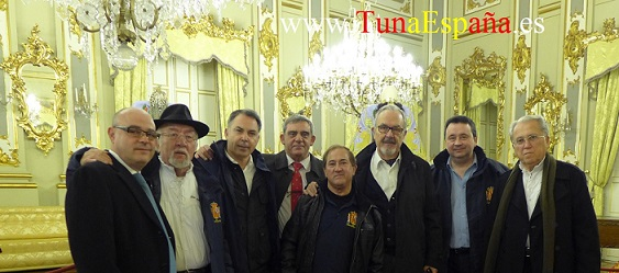 TunaEspaña, Comida Navidad, 2013,t2, dism, certamen tuna, musica tuna