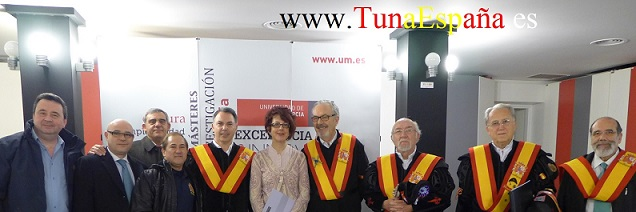 TunaEspaña, Comida Navidad, 2013,t2, rector universidad de murcia, vicerectora, don dudo, Buen Tunar, dism, certamen tuna, musica tuna