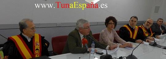 TunaEspaña, Comida Navidad, 2013,t2, rector universidad de murcia, vicerectora, don dudo, dism, certamen tuna, musica tuna