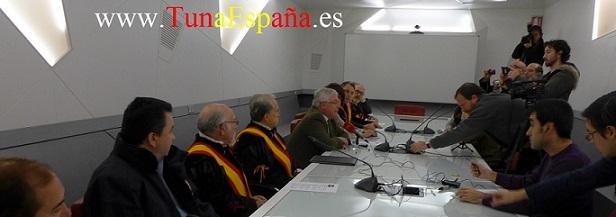 TunaEspaña, Comida Navidad, 2013,t2, rector universidad de murcia, vicerectora, don dudo,Certamen tuna, Dism, musica tuna