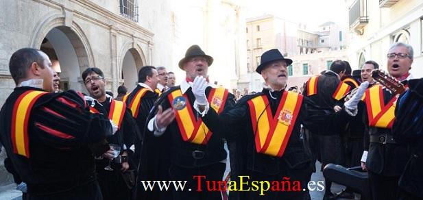 TunaEspaña-Don-Paco-Villar-Tunas-Universitarias, tunos.com, certamen tuna