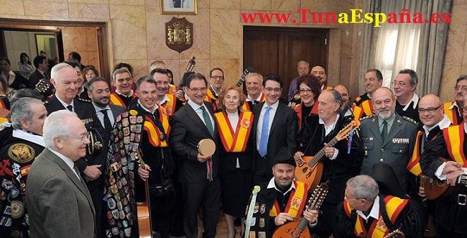TunaEspaña, Marca España, Delegacion de Gobierno, Joaquin Bascuñana, Guardia Civil, Policia Nacional, Universidad