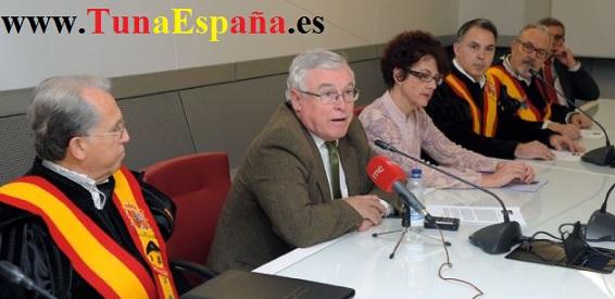 TunaEspaña, Rector Universidad Murcia, marca españa