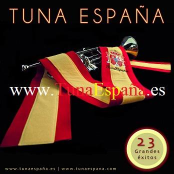 TunaEspaña, Tunas Españolas, Tunas Universitarias, Universidad, Grandes exitos, tunos.com