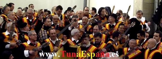 TunaEspaña ,Tunas de España , Tuna Universitaria, Don Lupus, Cancionero tuna