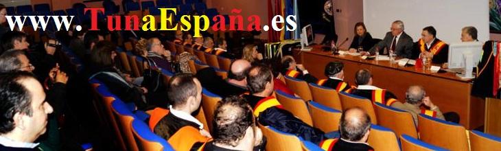 01 Tuna España ,Universidad Murcia ,Rector Cobacho, Vicerrectora ,Don Dudo,Tuna universitaria, tunos.com, certamen tuna