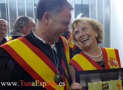 Tuna España , Tunas Universitarias, Tunas y estudiantinas, cancionero tuna, certamen Tuna Costa Calida, Don Dudo