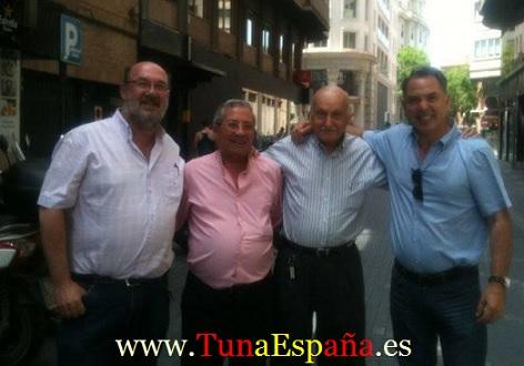Tuna España , Tunas Universitarias, Tunas y estudiantinas, cancionero tuna, certamen Tuna Costa Calida, Don Patriarca, Don Perdi, Don Dudo,Don Luis Oñate