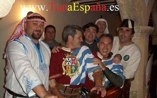 Tuna España , Tunas Universitarias, Tunas y estudiantinas, cancionero tuna, certamen Tuna Costa Calida