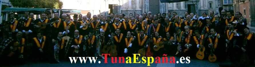 TunaEspaña 2, certamen internacional tuna costa calida