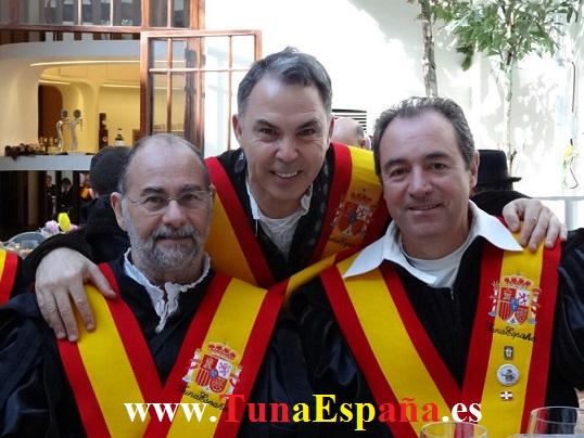 TunaEspaña, Cancionero Tuna, Don Dudo, Don Lapicito, Don Bibiano, musica tuna, certamen costa tuna calida