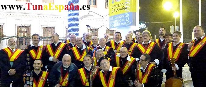 TunaEspaña, Delegacion Gobierno, Murcia, Inauguracion Belen, musica tuna, cancionero tuna, dism, Certamen Tuna