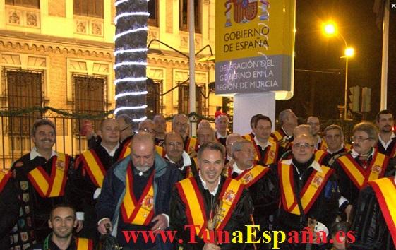 TunaEspaña, Don Cangrejo, Delegacion Gobierno, dism