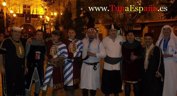 Tuna España , Tunas Universitarias, Tunas y estudiantinas, cancionero tuna, certamen Tuna Costa Calida, Desperdicios, Participio