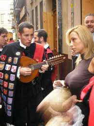 TunaEspaña, Cancionero Tuna, Musica Tuna, Certamen tuna, estudiantina,vente conmigo esta noche