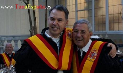 Tuna España, Don Dudo, Don Perdi, Juntamento, Canciones de Tuna