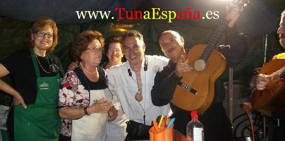 Tuna España , Tunas Universitarias, Tunas y estudiantinas, cancionero tuna, certamen Internacional Tuna Costa Calida, buen tunar, Don Dudo, Don Secre, Ronda La Tuna