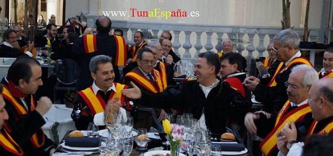 Tuna España , Tunas Universitarias, estudiantinas, cancionero tuna, certamen Internacional Tuna Costa Calida, buen tunar, Don Dudo, Musica de Tuna, Canciones de tuna, Ronda La Tuna