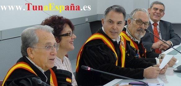 Tuna España, Universidad Murcia, Marca España, Cancionero tuna