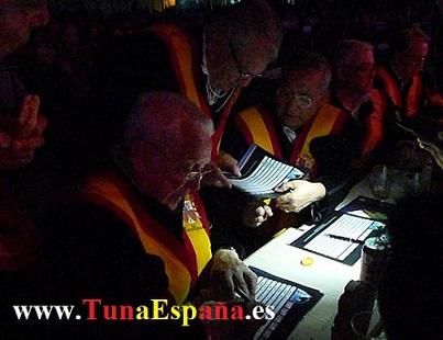 TunaEspaña, Certamen Internacional Tuna, cancionero Tuna