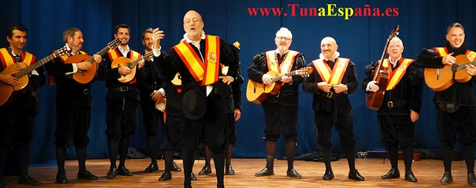 TunaEspaña, Don Dudo, Asilo Ancianos, Escenario, dism