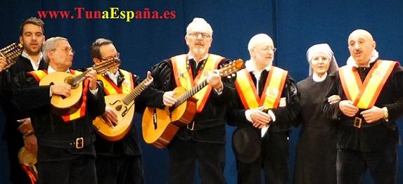 TunaEspaña, Don Dudo, Asilo Ancianos, monjica, canciones de tuna