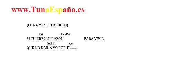Tuna España, Tuna Derecho Alicante, Cancionero Tuna, QUE NO DARÍA,_Page_2
