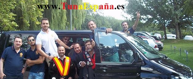 TunaEspaña, Austria, cancionero tuna, musica de tuna