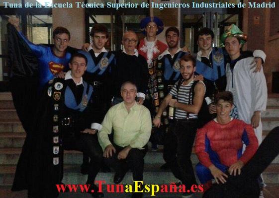 TunaEspaña, Certamen Tuna, Tuna Industriales upm, Cancionero tuna, Canciones de tuna, musica de Tuna