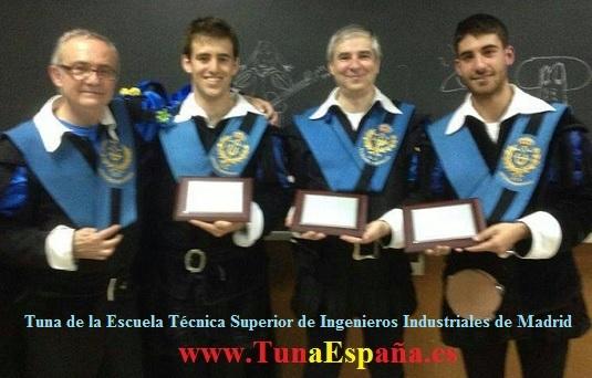 TunaEspaña, Certamen Tuna, Tuna Industriales upm