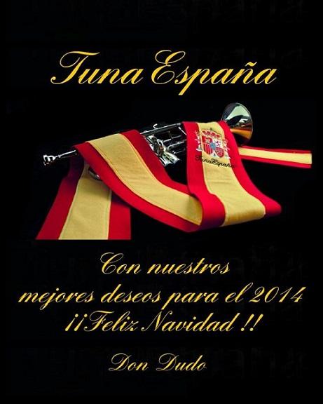 TunaEspaña, Don Dudo, dism, cancionero tuna