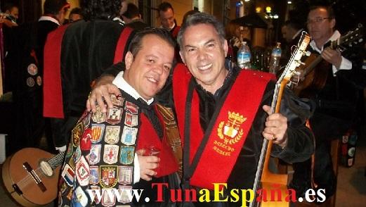 Don Chiqui, Don Dudo, Cancionero Tuna, Certamen, Musica Tuna