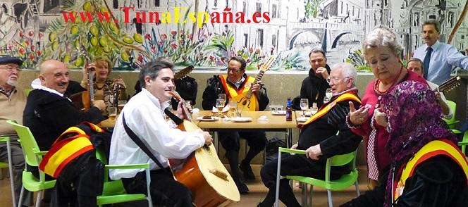 Tuna España, Asilo Ancianos,Cancionero Tuna