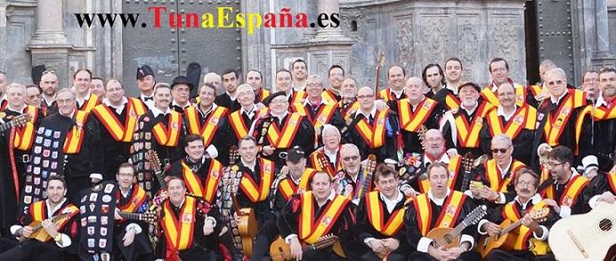 Tuna España, Certamen Tuna, Don Dudo, Canciones de Tuna, Cancionero, Musica de Tuna, catedral, Ronda La Tuna, Bautizo Musiquito