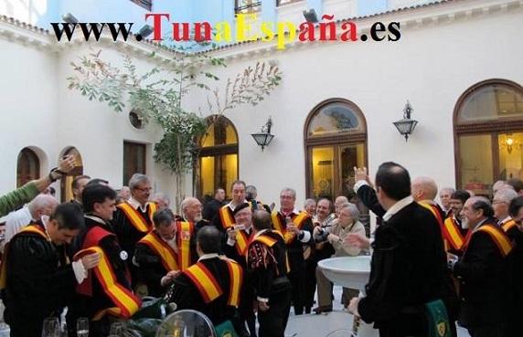 Tuna España, Certamen Tuna, Don Dudo, Canciones de Tuna, Cancionero, Musica de Tuna, hemiciclo Universidad, Ronda La Tuna, Bautizo Don Setas