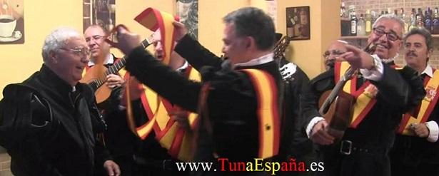 Tuna España, Certamen Tuna, Don Dudo, Canciones de Tuna, Cancionero, Musica de Tuna, hemiciclo Universidad, Ronda La Tuna, Bautizo Isaac, Tuna Salamanca