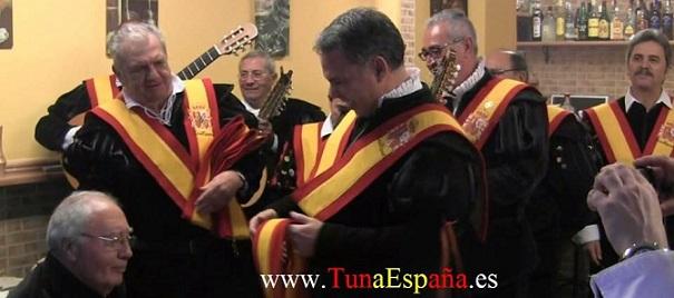 Tuna España, Certamen Tuna, Don Dudo, Canciones de Tuna, Cancionero, Musica de Tuna, hemiciclo Universidad, Ronda La Tuna, Bautizo Isaac