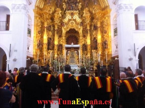 Tuna España, El Rocio, altar,Cancionero Tuna, 90