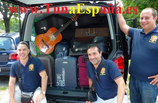 Tuna España , Tunas Universitarias, estudiantinas, cancionero tuna, certamen Internacional Tuna, buen tunar, Musica de Tuna, Canciones de tuna, Ronda La Tuna, Viena
