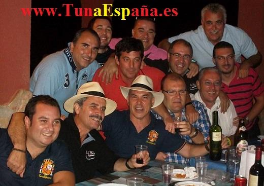 TunaEspaña, Certamen Tuna, Don Dudo, Canciones de Tuna, Cancionero, Musica de Tuna, Son Del Malecon, Ronda La Tuna