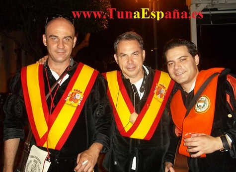 TunaEspaña, Certamen Tuna, Don Dudo, Canciones de Tuna, Cancionero, Musica de Tuna,Don Raiman, Ronda La Tuna