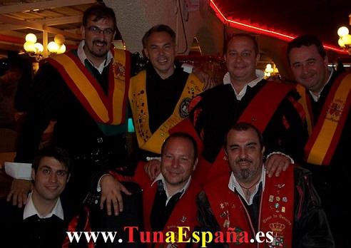 TunaEspaña, Certamen Tuna, Don Dudo, Canciones de Tuna, Cancionero, Musica de Tuna,Mallorca, Ronda La Tuna