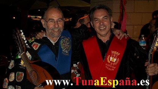 TunaEspaña,  Don Dudo, Don Lapicito, tunos.com, cancionero tuna, canciones de tuna, musica de tuna, Ronda La Tuna