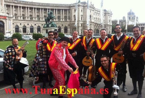 TunaEspaña, Don Dudo, Dondudo, Cancionero Tuna, Viena, musica tuna
