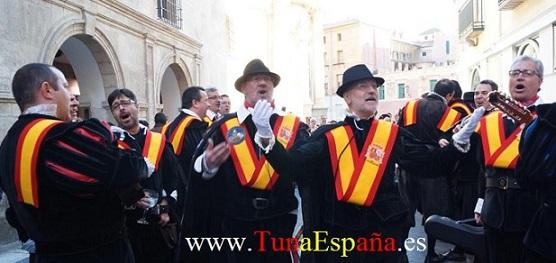 TunaEspaña, Don Paco Villar, Tunas Universitarias, musica Tuna