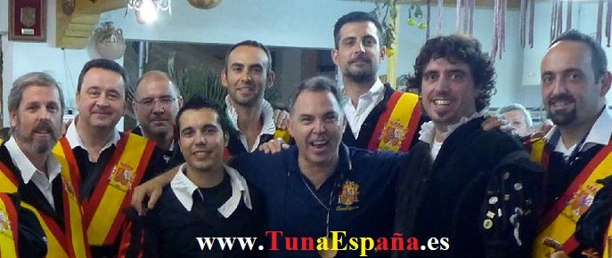 Tunas de España, Cancionero Tuna, Canciones Tuna, Estudiantinas, Peña El Caliche,10, Don Dudo